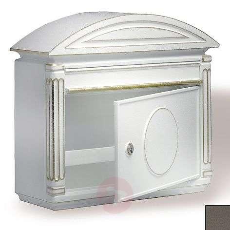Cast Aluminium letter box Venezia-1532047X-31