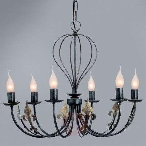 CASTELLO chandelier, design by Kögl