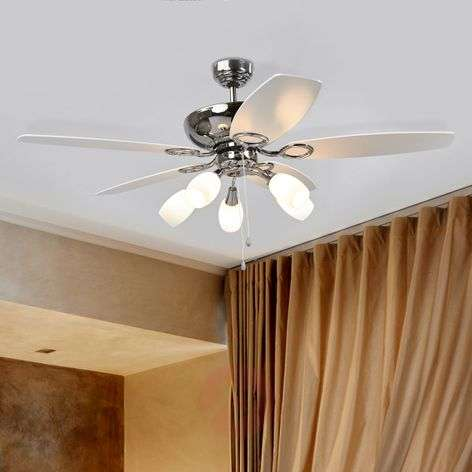Cedrik five-blade ceiling fan