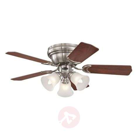 Ceiling fan Contempra Trio with light-9602285-31