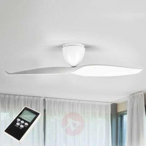 Ceiling fan Wave, white, 126 cm-1068007-34