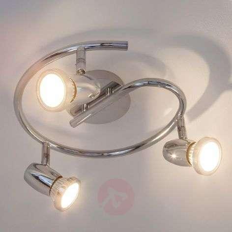 Ceiling light Arminius with GU10 LED bulbs-9950372-31