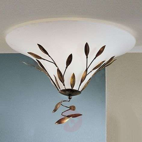 Ceiling light CAMPANA, two-bulb 47 cm