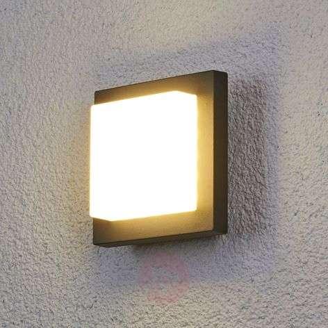 Celeste discreet LED outdoor wall light