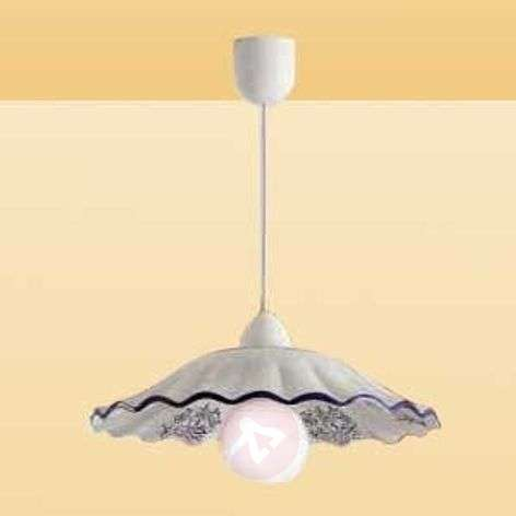 CELESTINA hanging light with romantic flair