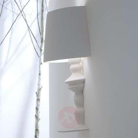 Ceramic wall light Alì e Babá