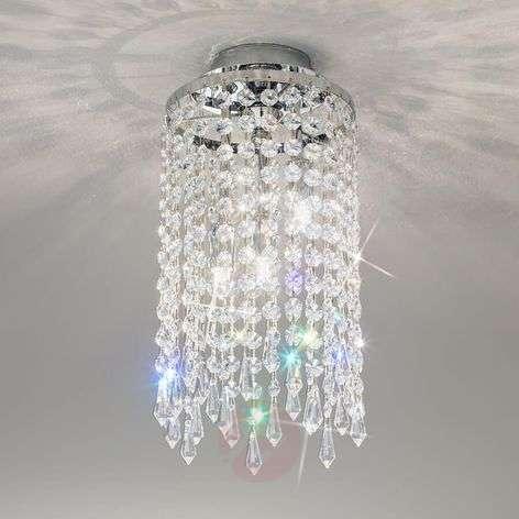 CHARLESTON crystal ceiling light