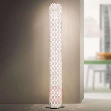 Charlotte designer floor lamp by Slamp, white