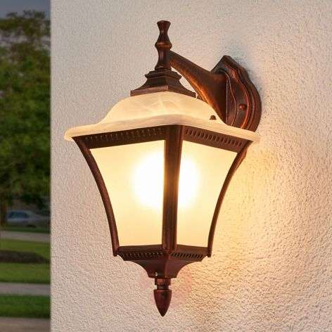 CHARME Suspended Exterior Wall Lamp