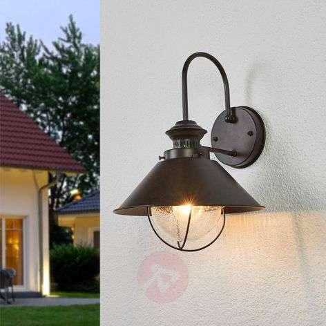 Charming Nautica Exterior Wall Lamp