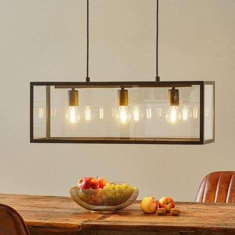 Charterhouse - a vintage-style hanging light
