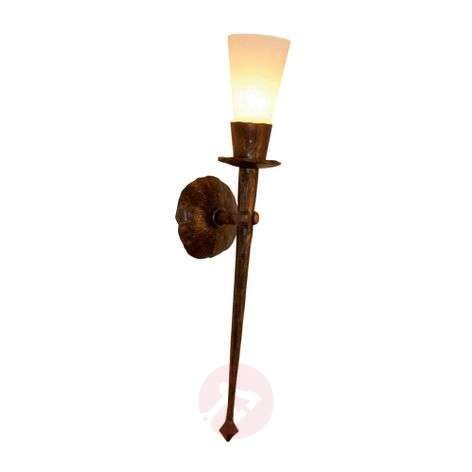 CHATEAU hand-forged wall light