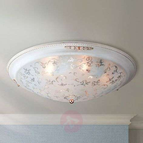 Chic glass ceiling light Diametrik