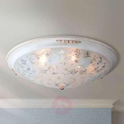 Chic glass ceiling light Diametrik