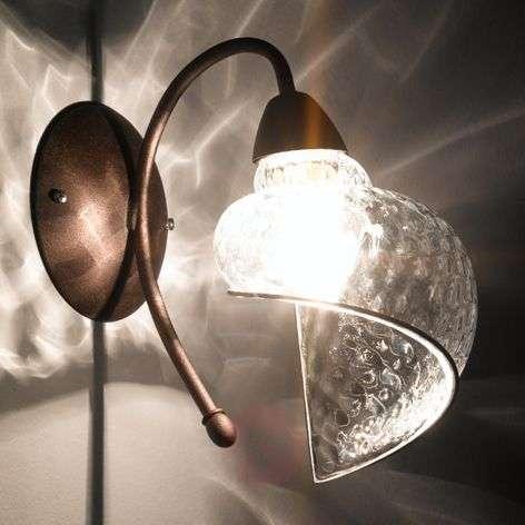 Chiocciola - an enchanting wall light