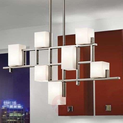 City Lights modern hanging light