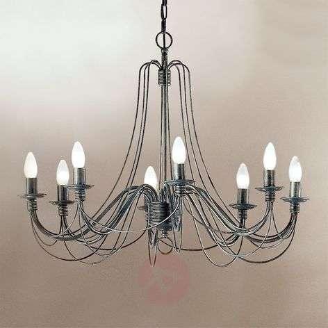 Clara Chandelier Country House Style Eight Bulbs