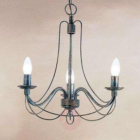 Clara Hanging Light Country House Style Three-Bulb-7253118-31