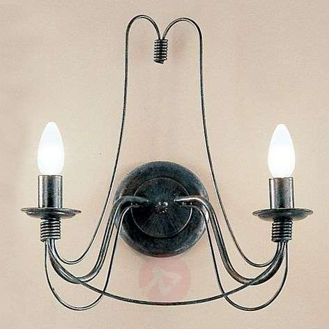 Clara Wall Light Country House Style Two-Bulb-7253121-31