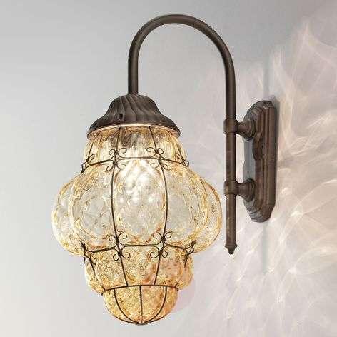 Classic - handmade outdoor wall lamp