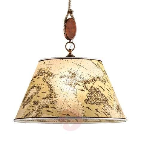 Classic Nautica hanging light 40cm