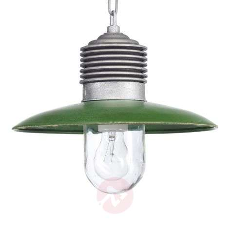 Classic outdoor hanging light Ampere