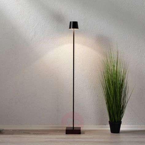 Classy designer floor lamp Cut, 105 cm