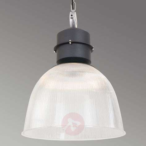 Clearvoyant hanging lamp with factory design