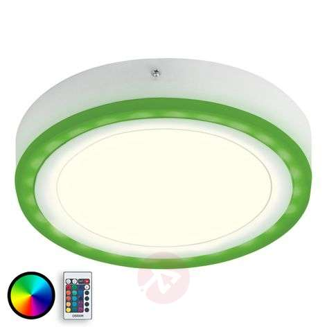 Color+White Round - LED ceiling light, 36 W