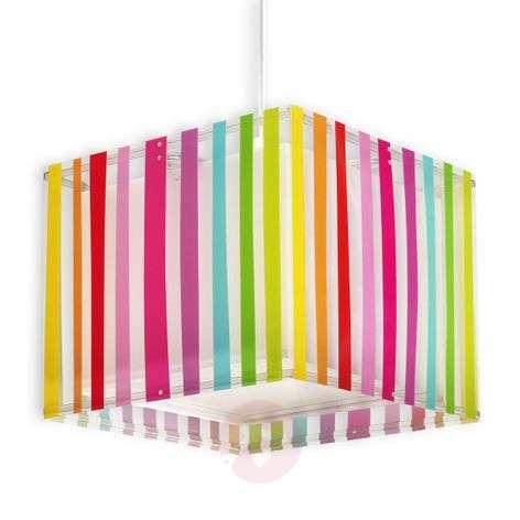 Colourful children's hanging light Decoline
