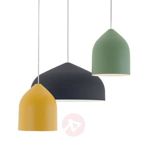 Colourful hanging light Odile Pendant 3