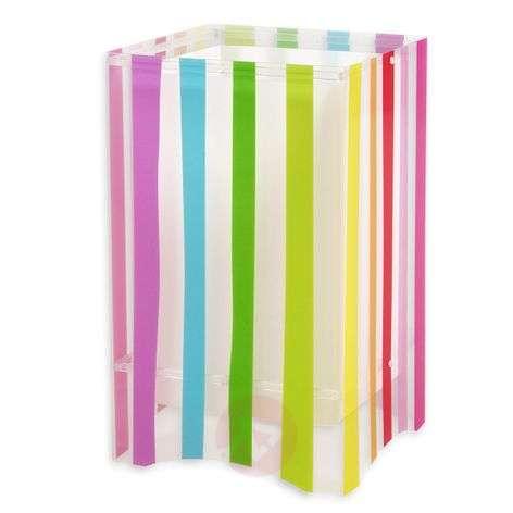 Colourful striped children's table lamp Decoline-2507331-31