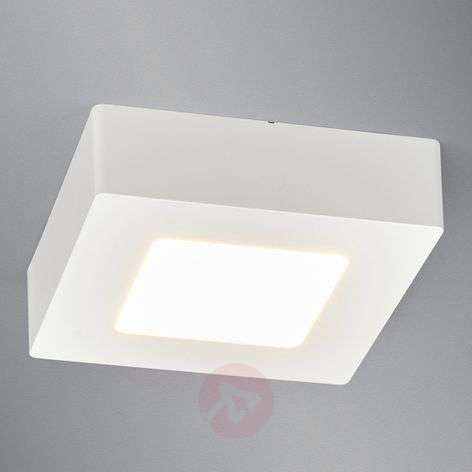 Compact LED ceiling lamp Rayan for bathrooms