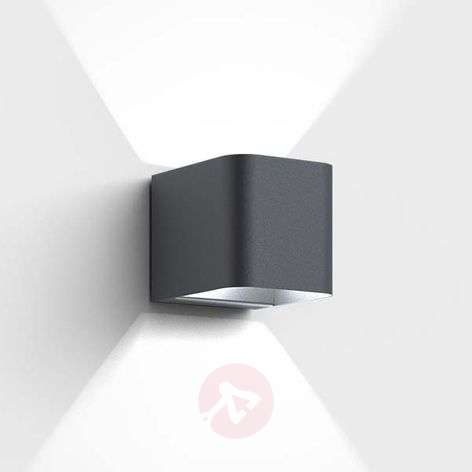 Compact LED outdoor wall light Intro