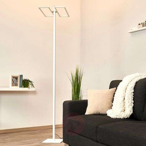 Cona ceiling light with LED and integrated dimmer