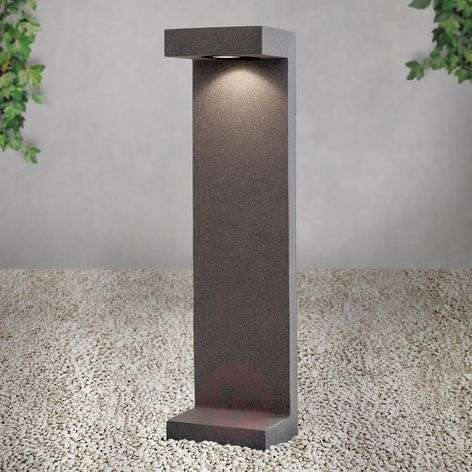 Concrete path light Sandro with LEDs IP65-7255340-31