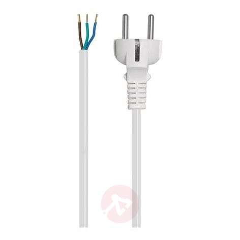 Connection cable 3x0.75² with shock-proof plug