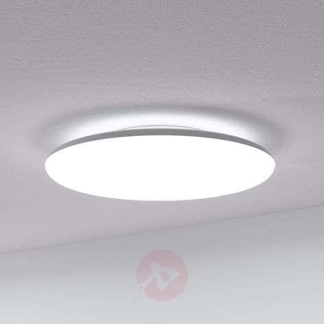 Cool white LED ceiling lamp Jon, round