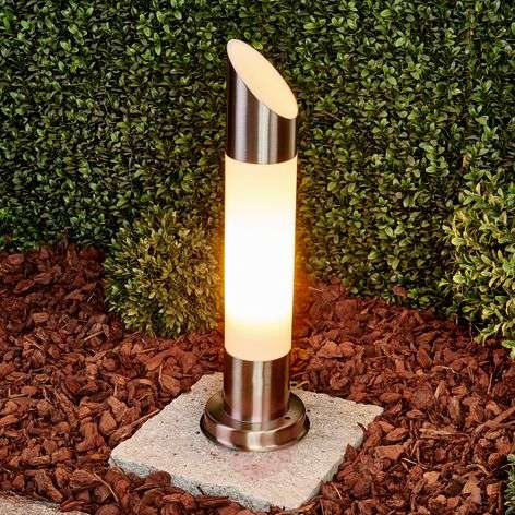 Corentina Pillar Light Stainless Steel Simple-9611066-31