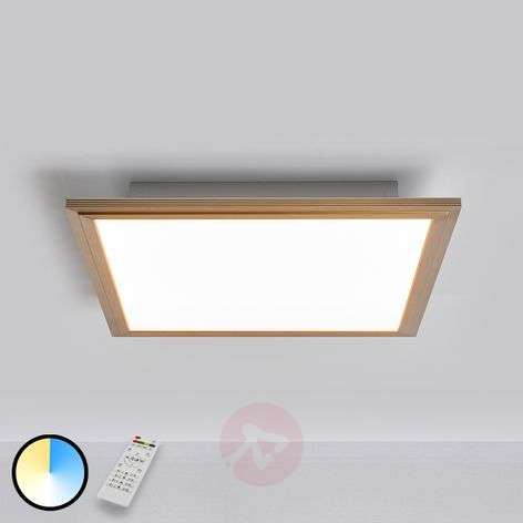 Corinna LED ceiling light 2700 - 6200K, 35 x 35 cm