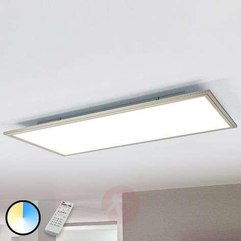 Corinna LED ceiling light 2700 - 6200K, 80 x 40 cm