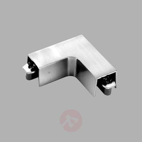 Corner connector for track system HV track4 m6