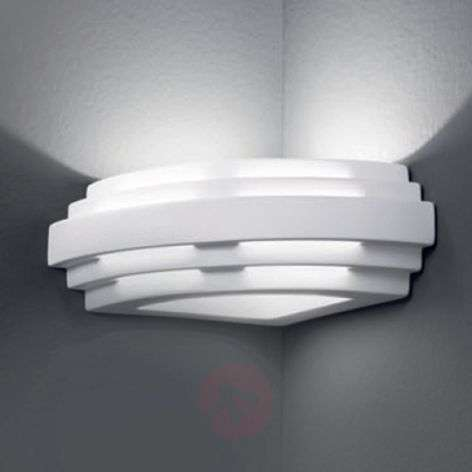 Corner wall light Stiegel