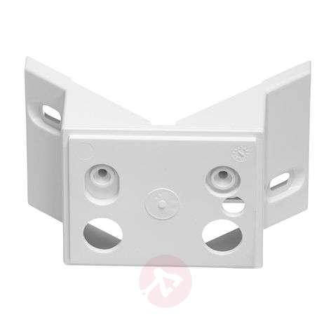 Corner wall mount 02 for HS-FE 150 White