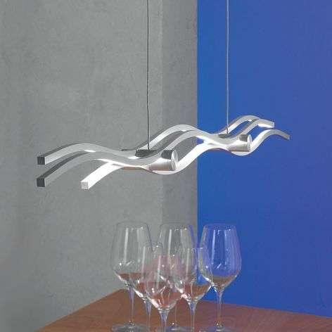 Creative LED pendant lamp Silk 150 cm