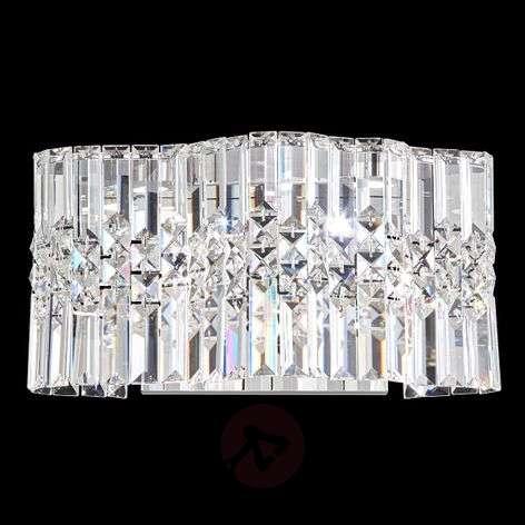 Crystal LED wall light Selene