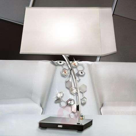 Crystalon table lamp with Swarovski crystals-8578025-37