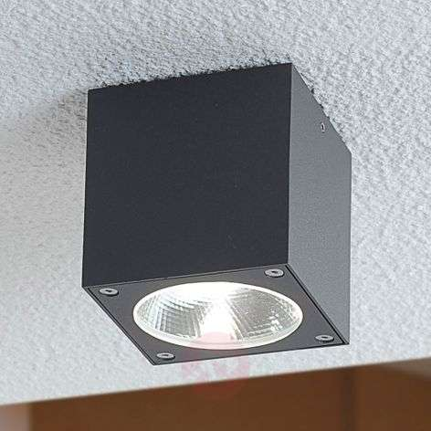 Cube-shaped Cordy LED outdoor light