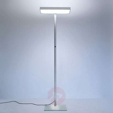 Cubic-S3 office floor lamp 4 x 55W switchable