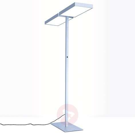 Cubic-S7 - office floor lamp seamlessly dimmable